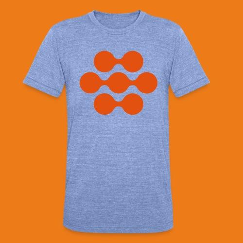 seed madagascar logo squa - Unisex Tri-Blend T-Shirt by Bella & Canvas