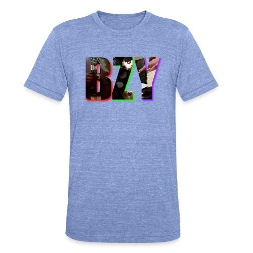 BZY - OFICJALNY PROJEKT - Koszulka Bella + Canvas triblend – typu unisex