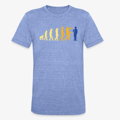 Cinematografía - Camiseta Tri-Blend unisex de Bella + Canvas