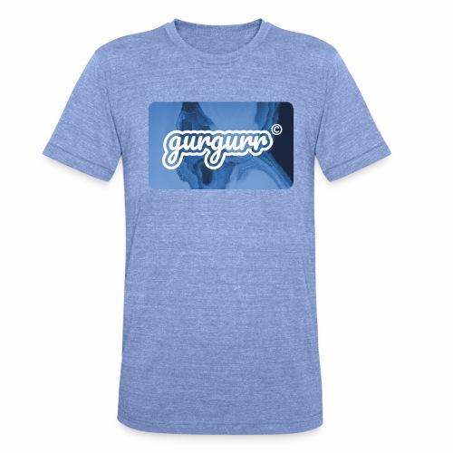 Ice Pigeon - Unisex Tri-Blend T-Shirt von Bella + Canvas