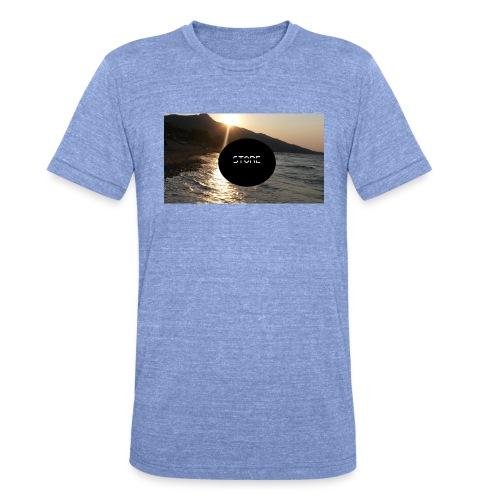 Mousepad - Unisex Tri-Blend T-Shirt von Bella + Canvas