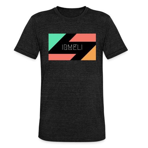 Irmelis Logo glothes - Bella + Canvasin unisex Tri-Blend t-paita.