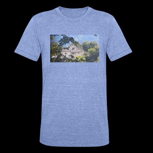Altes Haus Vintage - Unisex Tri-Blend T-Shirt von Bella + Canvas