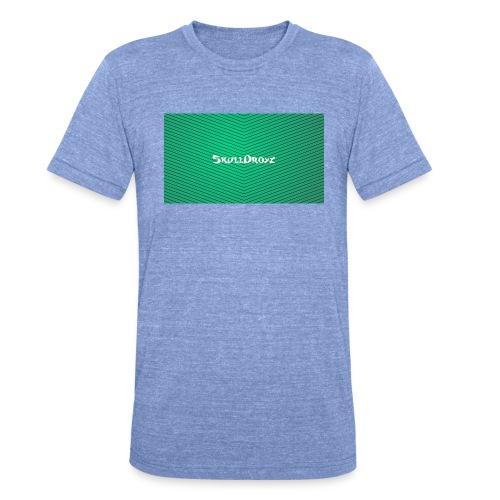 backgrounder - Unisex Tri-Blend T-Shirt von Bella + Canvas