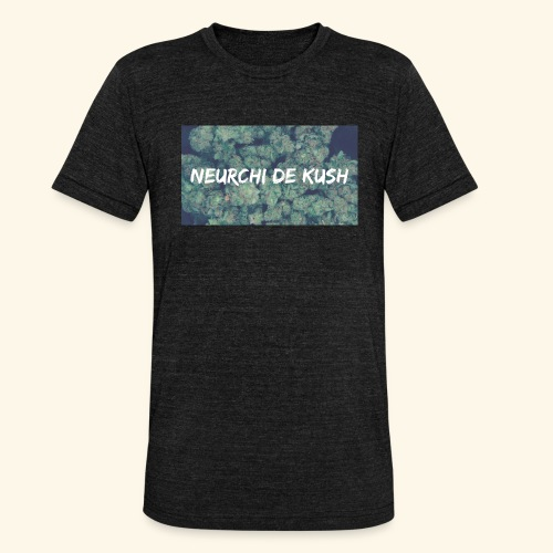 NEURCHI DE KUSH - T-shirt chiné Bella + Canvas Unisexe
