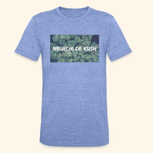 NEURCHI DE KUSH - T-shirt chiné Bella + Canvas Unisexe