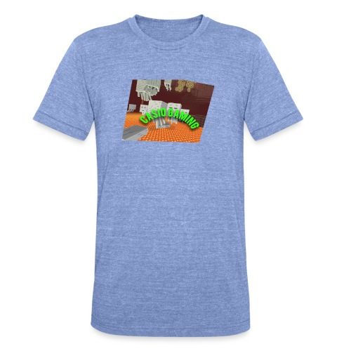 Logopit 1513697297360 - Unisex tri-blend T-shirt van Bella + Canvas