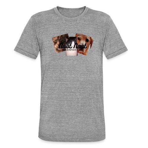 Animal Merch - Unisex Tri-Blend T-Shirt by Bella & Canvas