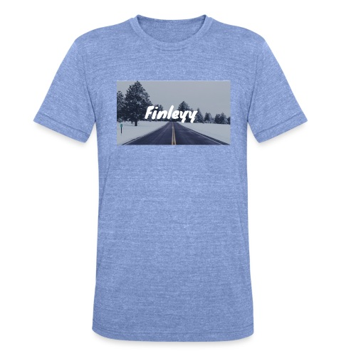 Finleyy - Unisex Tri-Blend T-Shirt by Bella & Canvas