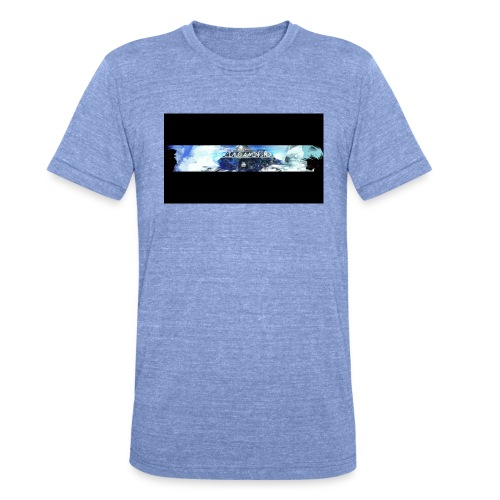 Limited Edition Banner Merch - Unisex Tri-Blend T-Shirt by Bella & Canvas