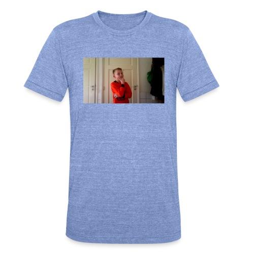 generation hoedie kids - Unisex tri-blend T-shirt van Bella + Canvas