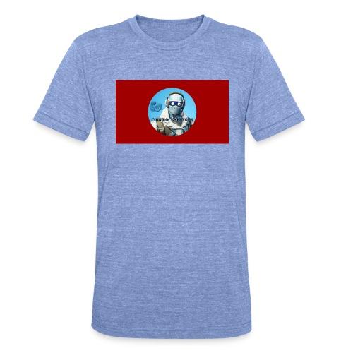 Match 2.0 - Triblend-T-shirt unisex från Bella + Canvas