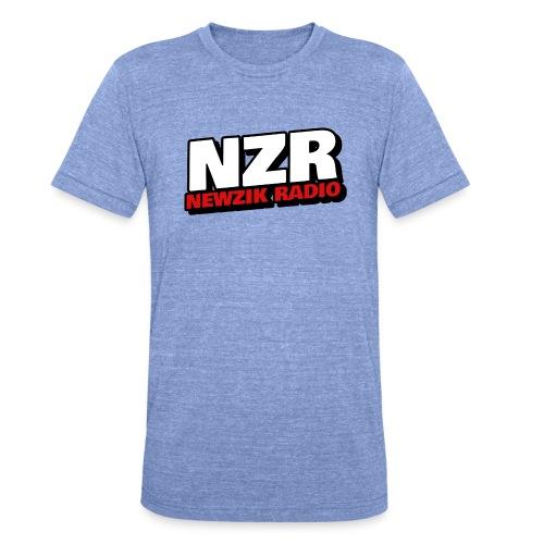 NZR - T-shirt chiné Bella + Canvas Unisexe