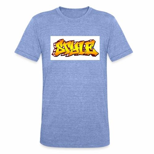 Camiseta estilo - Camiseta Tri-Blend unisex de Bella + Canvas