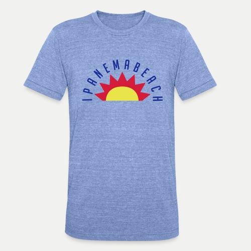 Ipanema Beach - Unisex Tri-Blend T-Shirt by Bella & Canvas