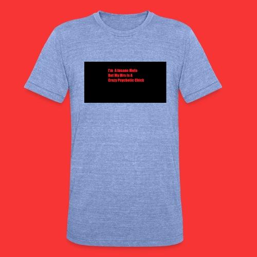 Mens - Unisex Tri-Blend T-Shirt by Bella & Canvas