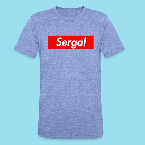 SERGAL Supmeme - Unisex Tri-Blend T-Shirt von Bella + Canvas