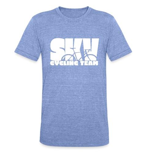 SKV CyclingTeam w - Unisex Tri-Blend T-Shirt von Bella + Canvas