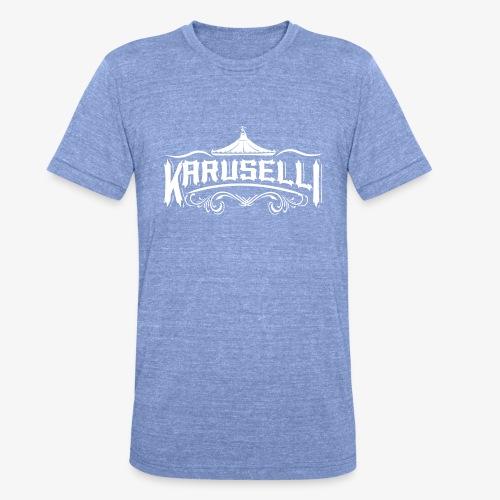 Karuselli - Bella + Canvasin unisex Tri-Blend t-paita.