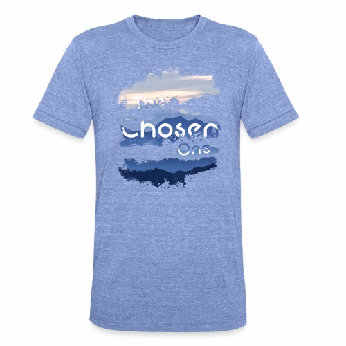 The Chosen One - Unisex Tri-Blend T-Shirt by Bella & Canvas