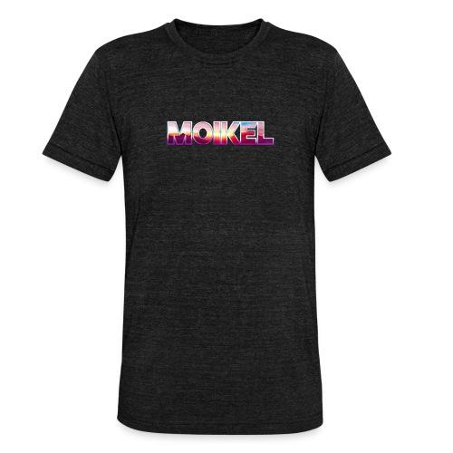 Moikel Rising Sun - Unisex tri-blend T-shirt fra Bella + Canvas