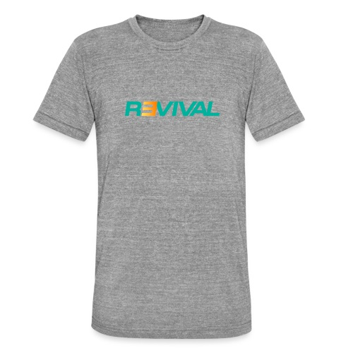 revival - Unisex Tri-Blend T-Shirt by Bella & Canvas