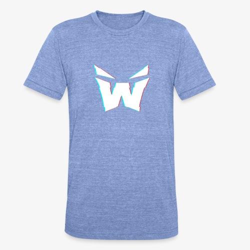 MAN'S VORTEX DESIGN - Unisex Tri-Blend T-Shirt by Bella & Canvas