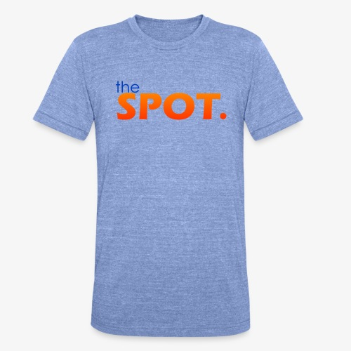 theSpot Original Colour - Unisex Tri-Blend T-Shirt by Bella & Canvas