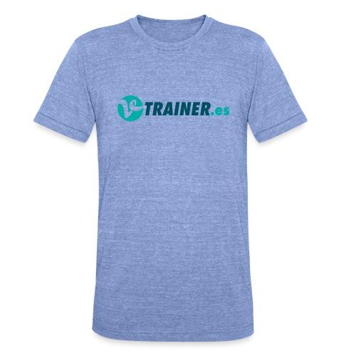 VTRAINER.es - Camiseta Tri-Blend unisex de Bella + Canvas