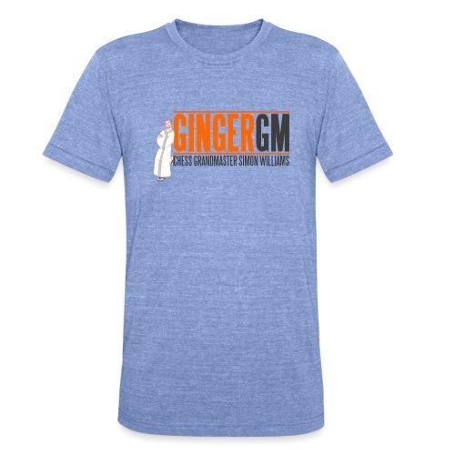 Ginger GM Logo - Unisex Tri-Blend T-Shirt by Bella & Canvas
