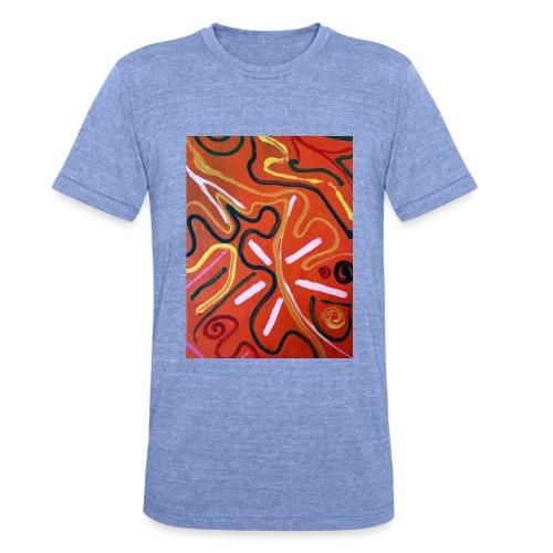 Antonius´ Afrika - Camiseta Tri-Blend unisex de Bella + Canvas
