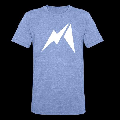 Matinsane - T-shirt chiné Bella + Canvas Unisexe