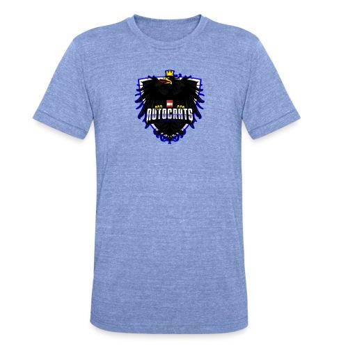 AUTocrats blue - Unisex Tri-Blend T-Shirt von Bella + Canvas
