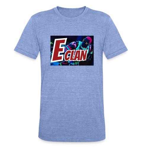 Elite x Clan Turnbeutel - Unisex Tri-Blend T-Shirt von Bella + Canvas