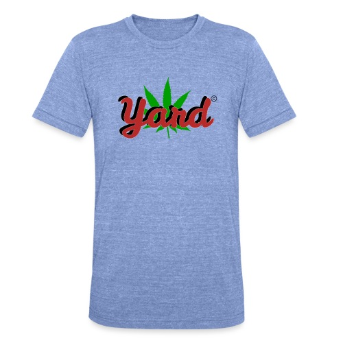 yard 420 - Unisex tri-blend T-shirt van Bella + Canvas