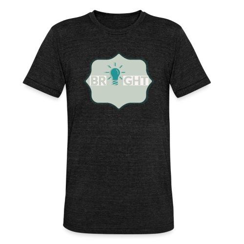 bright - Unisex Tri-Blend T-Shirt by Bella & Canvas