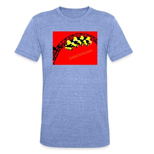 DareDevilDad - Unisex Tri-Blend T-Shirt by Bella & Canvas