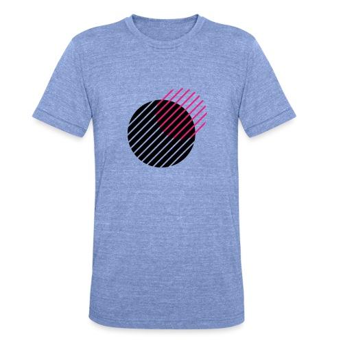 retro - Unisex Tri-Blend T-Shirt by Bella & Canvas