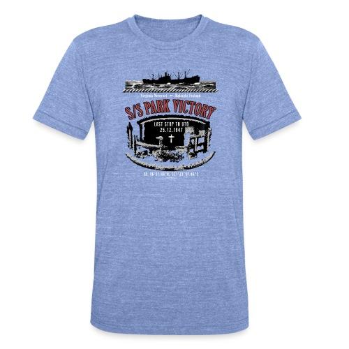 PARK VICTORY LAIVA - Tekstiilit ja lahjatuotteet - Bella + Canvasin unisex Tri-Blend t-paita.