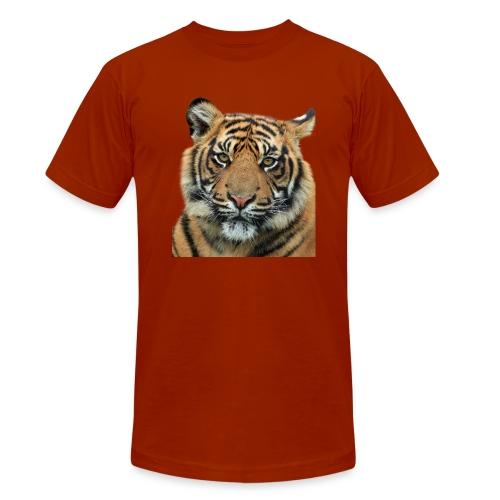 tiger 714380 - Maglietta unisex tri-blend di Bella + Canvas