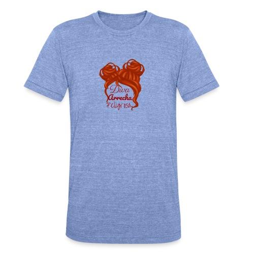 Diva - Camiseta Tri-Blend unisex de Bella + Canvas