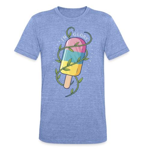 IN GLORY - Unisex Tri-Blend T-Shirt von Bella + Canvas
