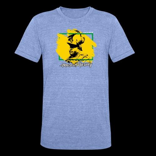 MARCUS GARVEY by Reggae-Clothing.com - Unisex Tri-Blend T-Shirt von Bella + Canvas