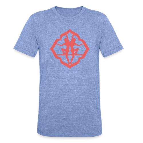 2424146_125176261_logo_femme_orig - Camiseta Tri-Blend unisex de Bella + Canvas