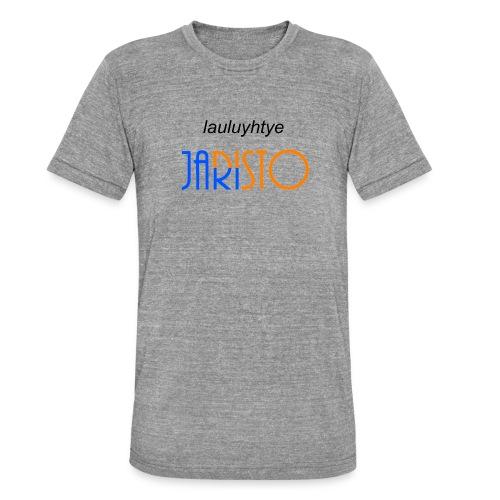 JaRisto Lauluyhtye - Bella + Canvasin unisex Tri-Blend t-paita.
