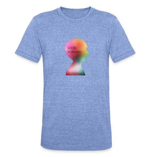 Gwhello - Unisex tri-blend T-shirt van Bella + Canvas