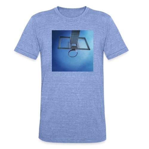 vida basket - Camiseta Tri-Blend unisex de Bella + Canvas