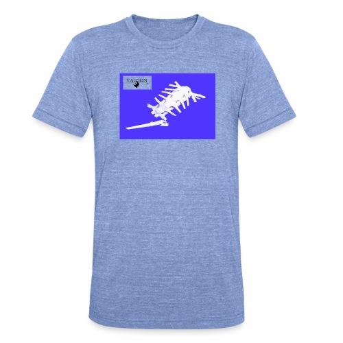 Maus - Unisex Tri-Blend T-Shirt von Bella + Canvas