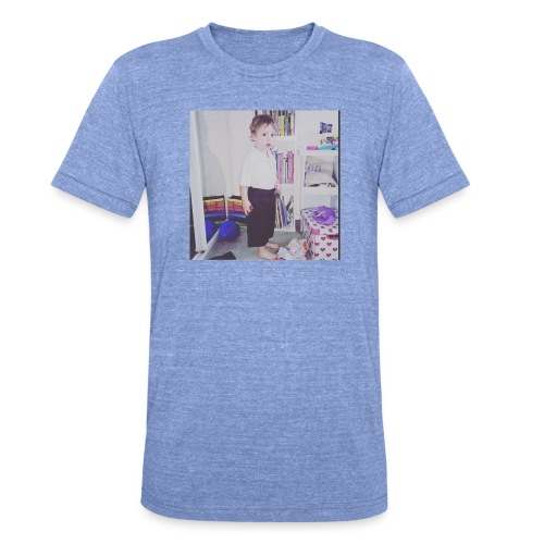 IMG 0943 - Unisex Tri-Blend T-Shirt by Bella & Canvas