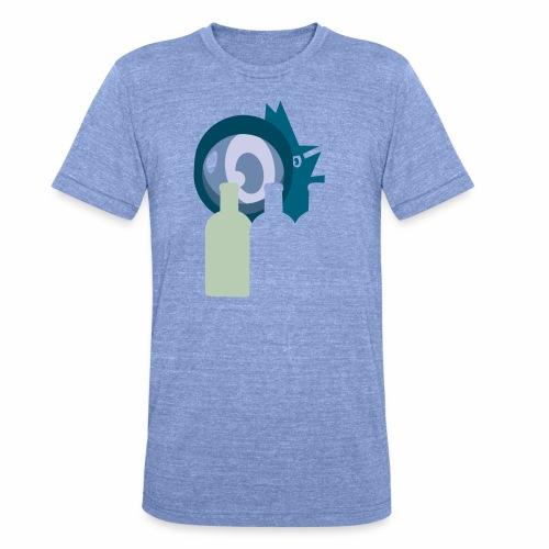 Systembevakningsagenten - Triblend-T-shirt unisex från Bella + Canvas